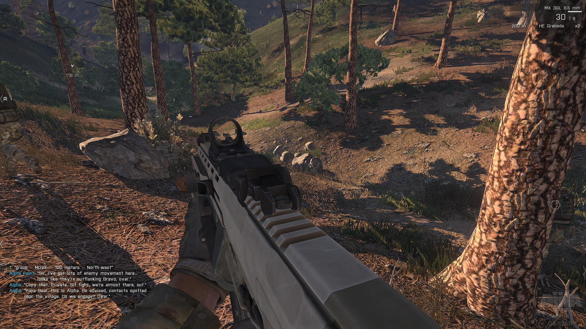 Looking at the ARMA 3 Alpha – DisCONNECT!
